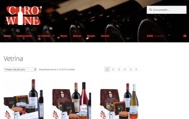 Cirò Wine